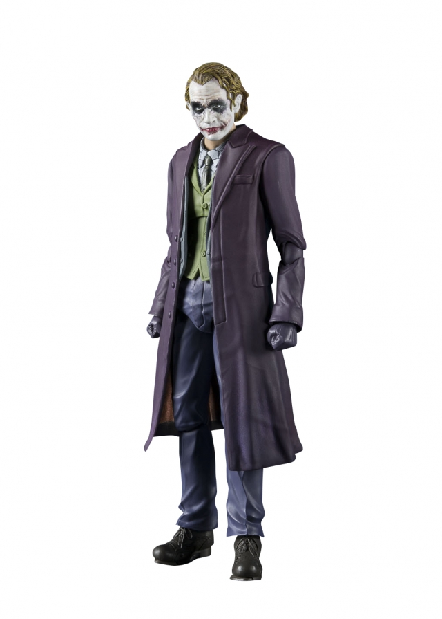 S.H. Figuarts - The Dark Knight - Joker