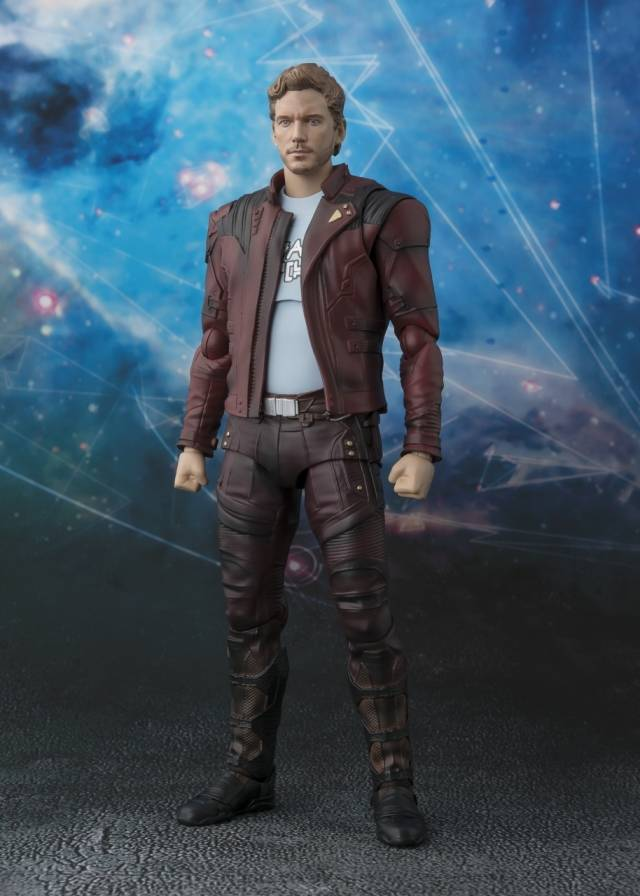 S.H. Figuarts - Guardians of the Galaxy Vol. 2 - Star Lord