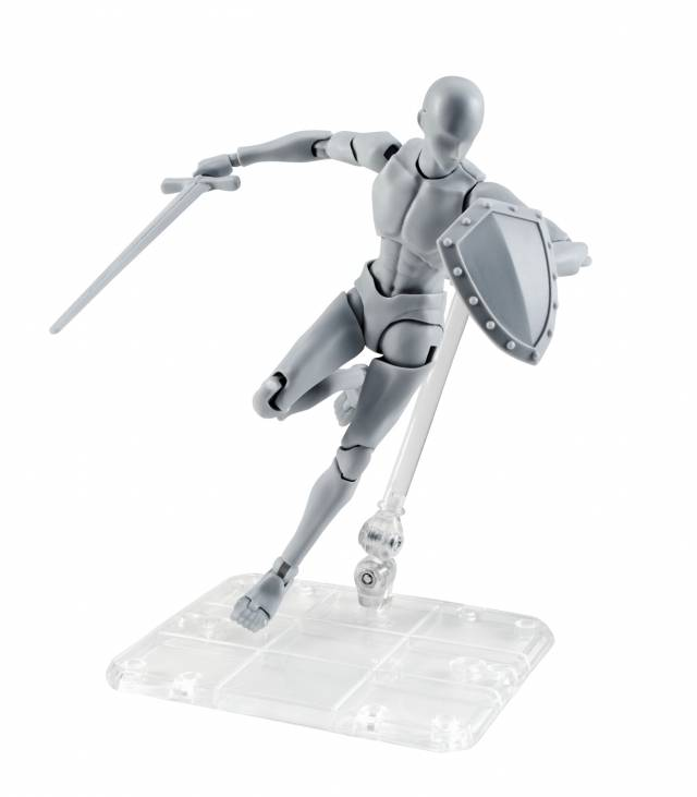 S.H.Figuarts - Body-kun - Takarai Rihito - DX Set - Gray Color Ver.