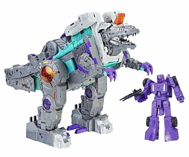 Titans Return - Titan Class - Trypticon