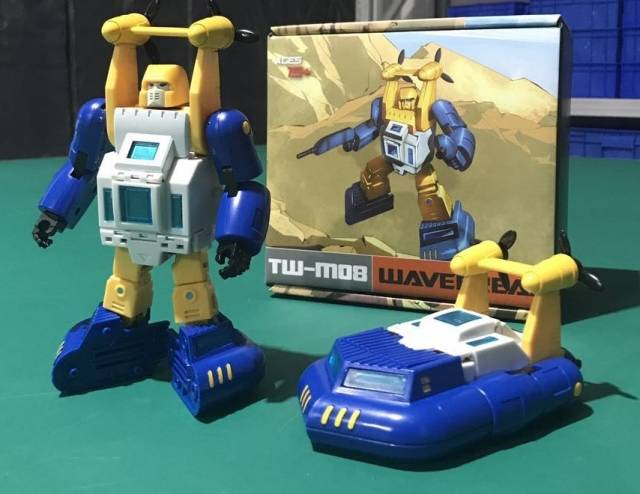 ToyWorld - TW-M08 Wavebreak