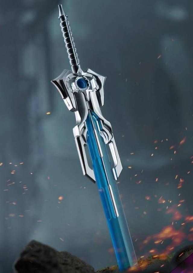 DR. Wu - DW-P35 - Recast - Blue Sword