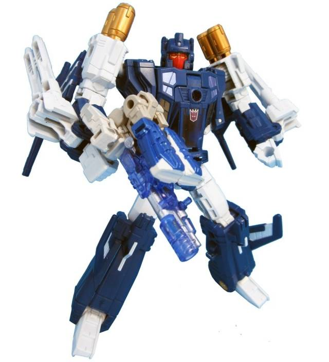 Transformers Legends Series - LG49 Target Master Triggerhappy