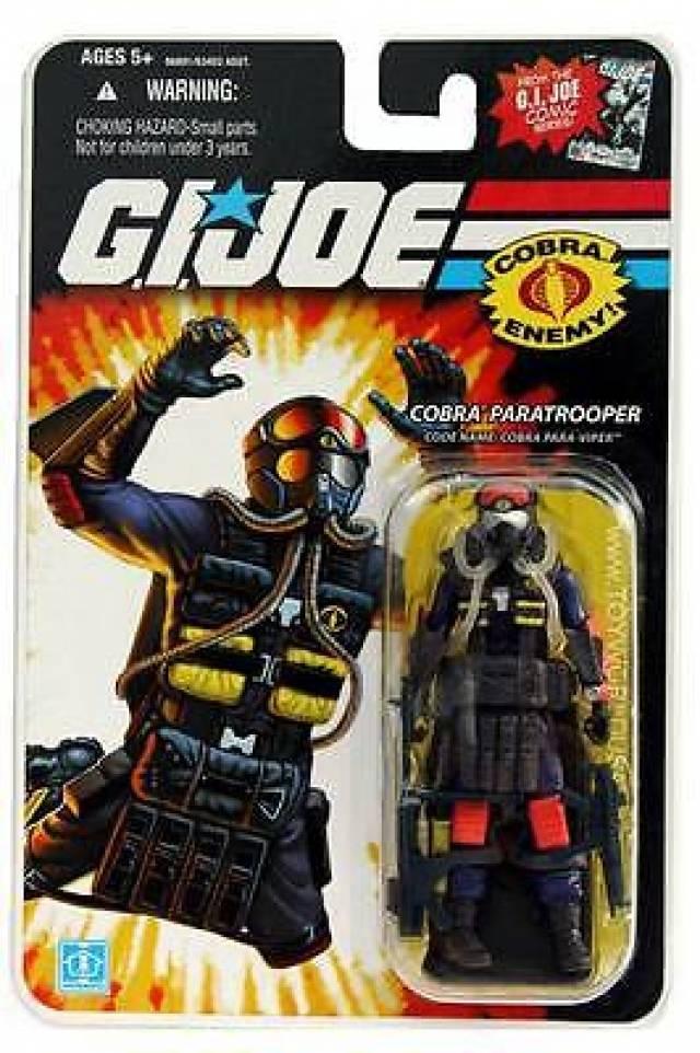 GIJoe - 25th Anniversary - Cobra Paratrooper - Para-Viper