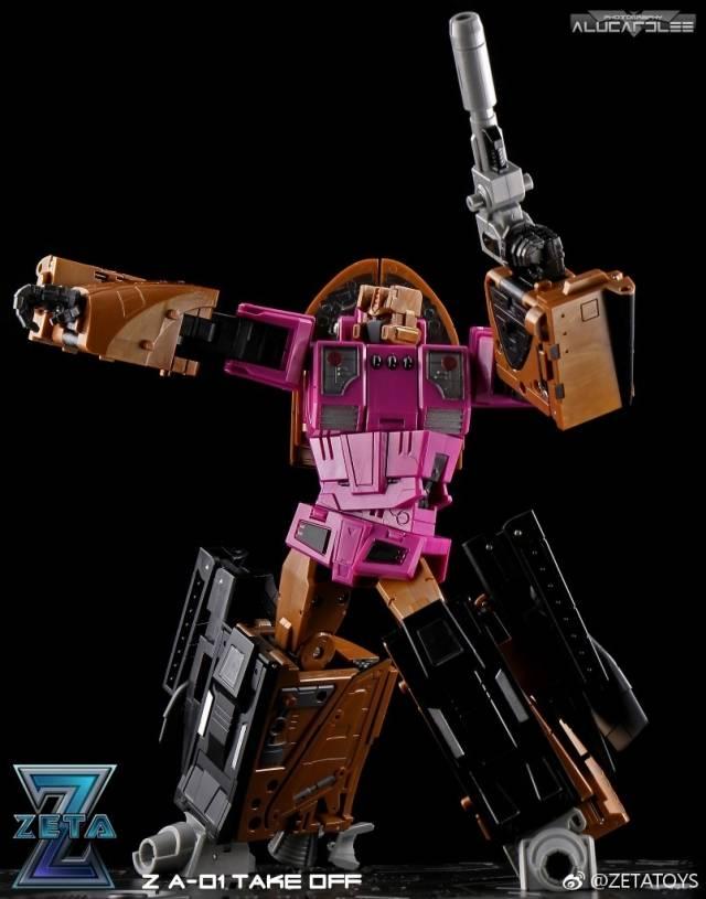 Zeta Toys - ZA-01 - Take Off