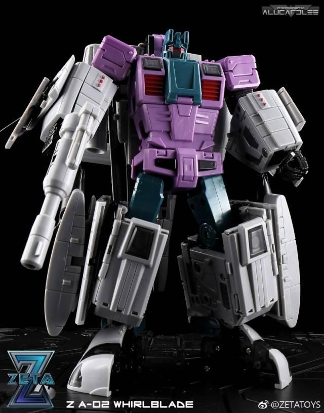 Zeta Toys - ZA-02 - Whirlblade