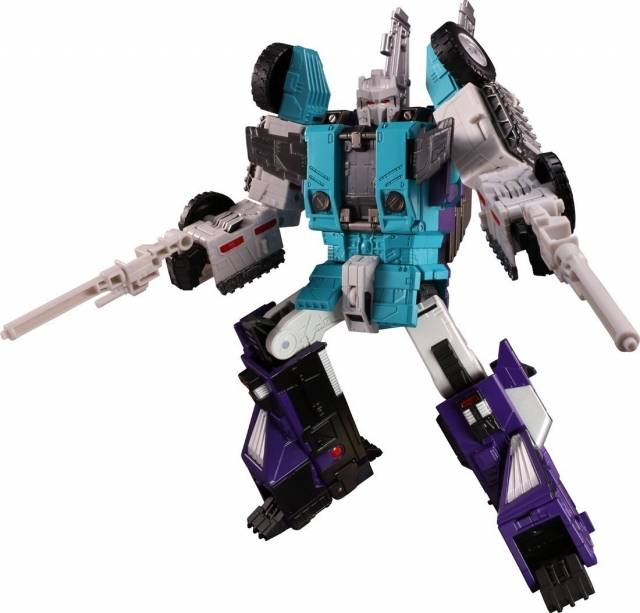 Transformers Legends Series - LG50 Sixshot