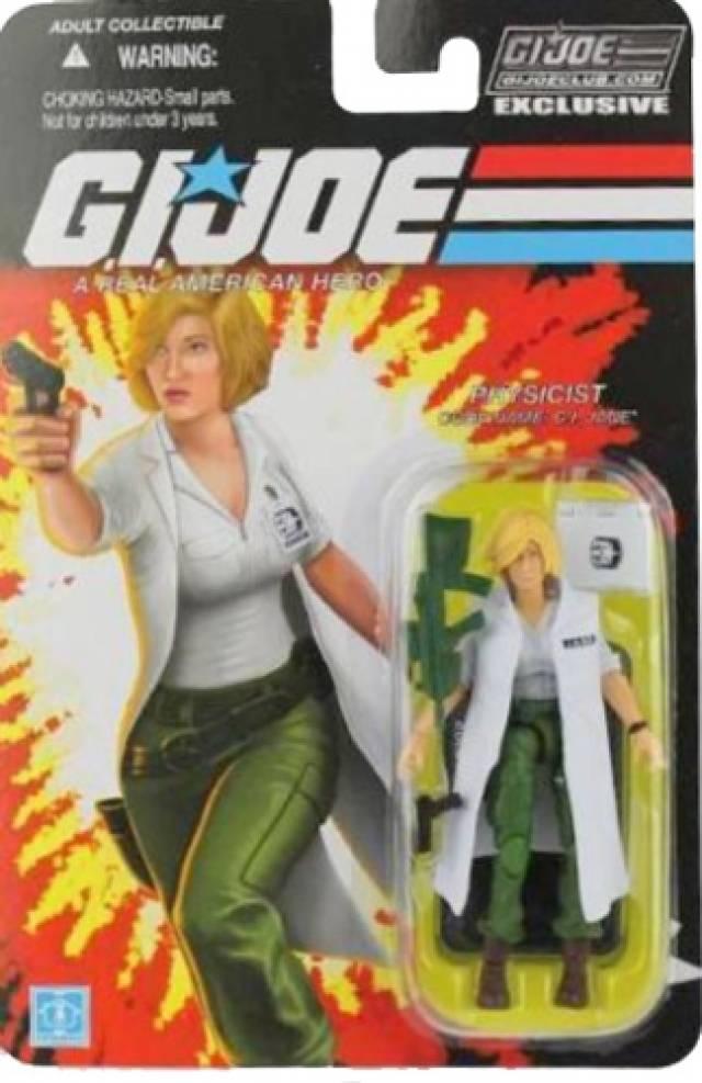 GI JOE 2017 - Subscription 5.0 Figure - G.I. Jane