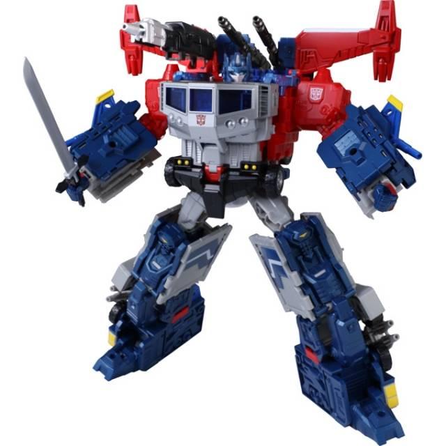 Transformers Legends LG-EX God Ginrai Exclusive