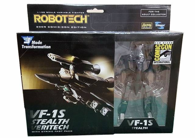 Robotech - VF-1S - Stealth Veritech