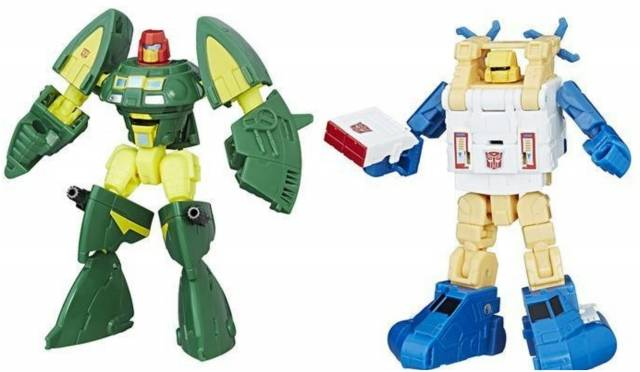 Titans Return - Legends Class Series 5 - Set of 2