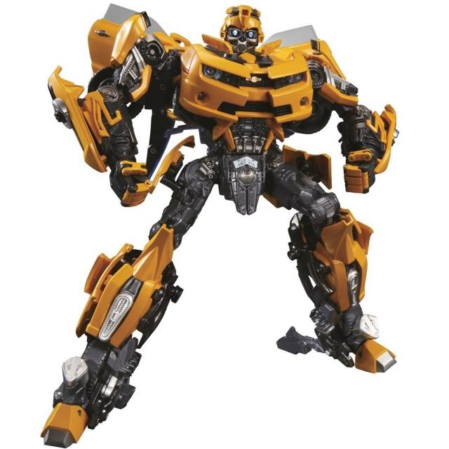 Hasbro Masterpiece Movie Series - MPM-3 Bumblebee