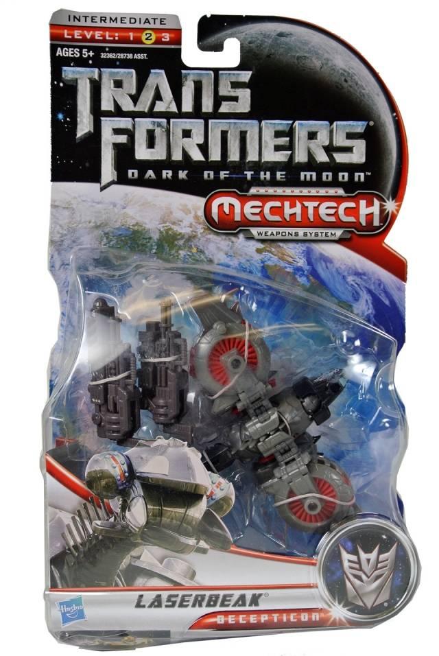 DOTM - MechTech Deluxe - Laserbeak - MOC