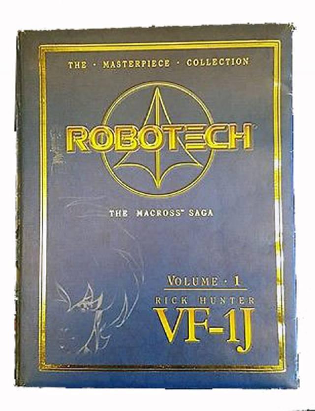 Robotech - Masterpiece Collection - Volume #1 - VF-1J Rick Hunter - MIB