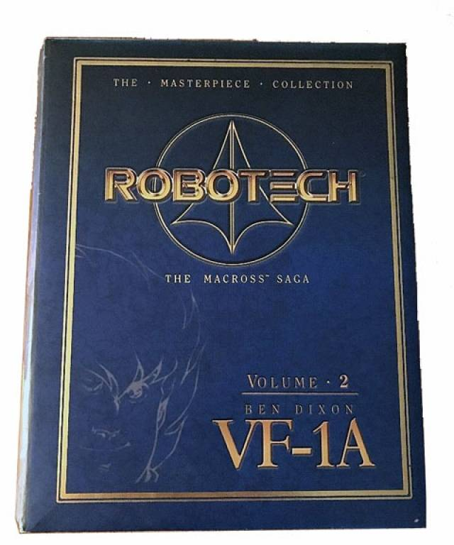 Robotech - Masterpiece Collection - Volume #2 - VF-1A Ben Dixon - MIB