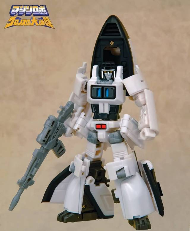 Machine Robo - MR-07 - Shuttle Robo
