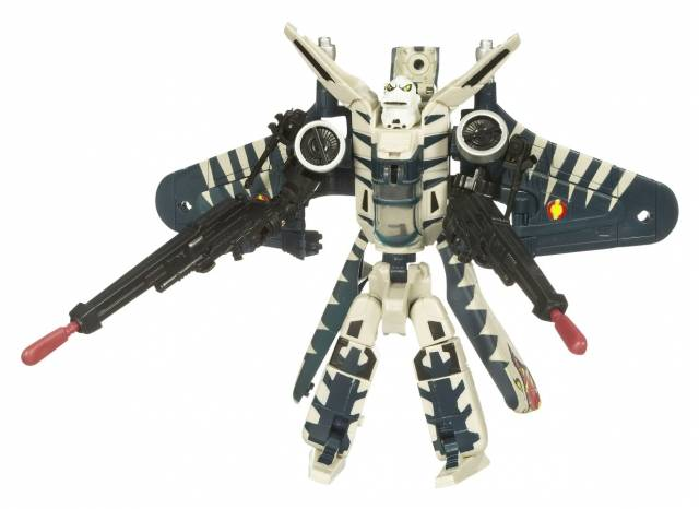 Star Wars Transformers - Clone Pilot/ARC-170 Starfighter