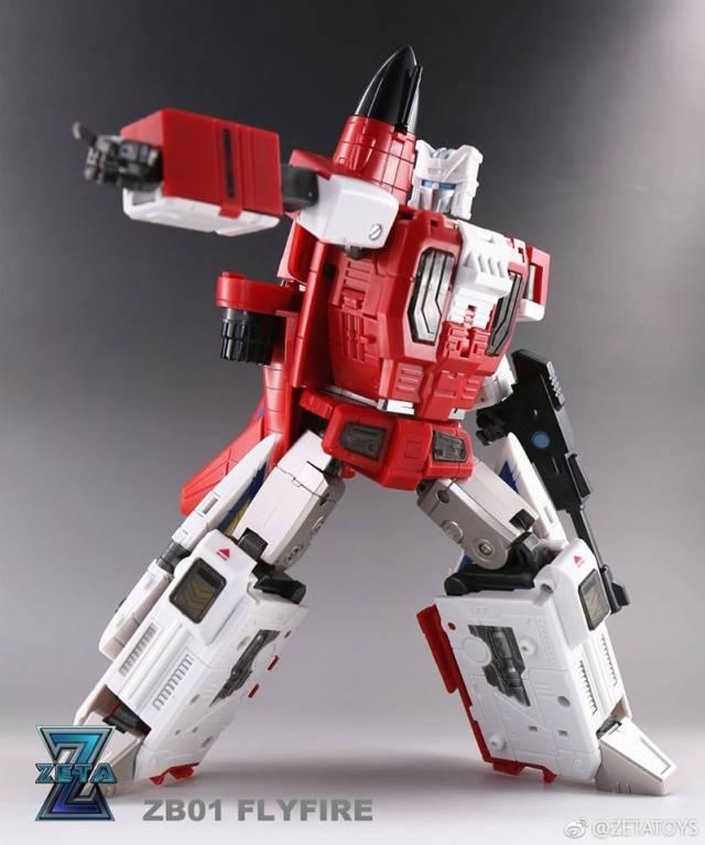 Zeta Toys - ZB-01 - Flyfire - MIB