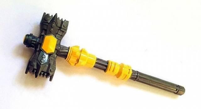 DR. Wu - DW-M07 - Hammer - Warhammer
