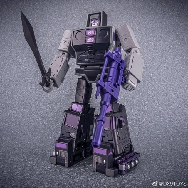 DX9 Toys - Atilla - D14 - Capone