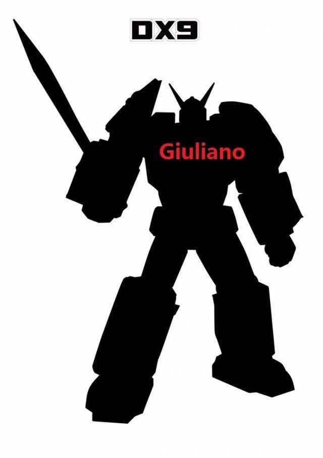 DX9 Toys - Atilla - D17 - Giuliano