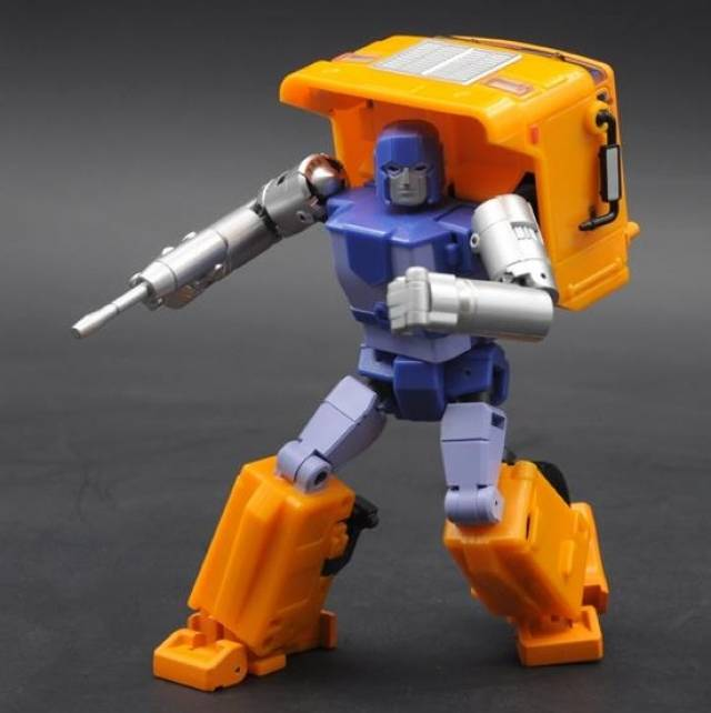 Badcube - Old Time Series - OTS-01 Huff
