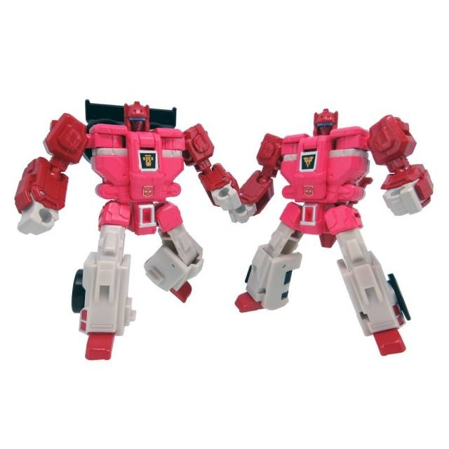Transformers Legends - LG58 Clone Bot Set - Fastlane & Cloudraker