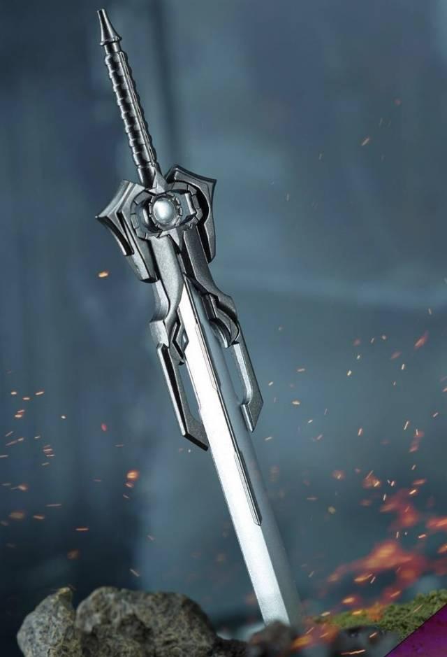 DR. Wu - DW-P35 - Recast - Silver Sword