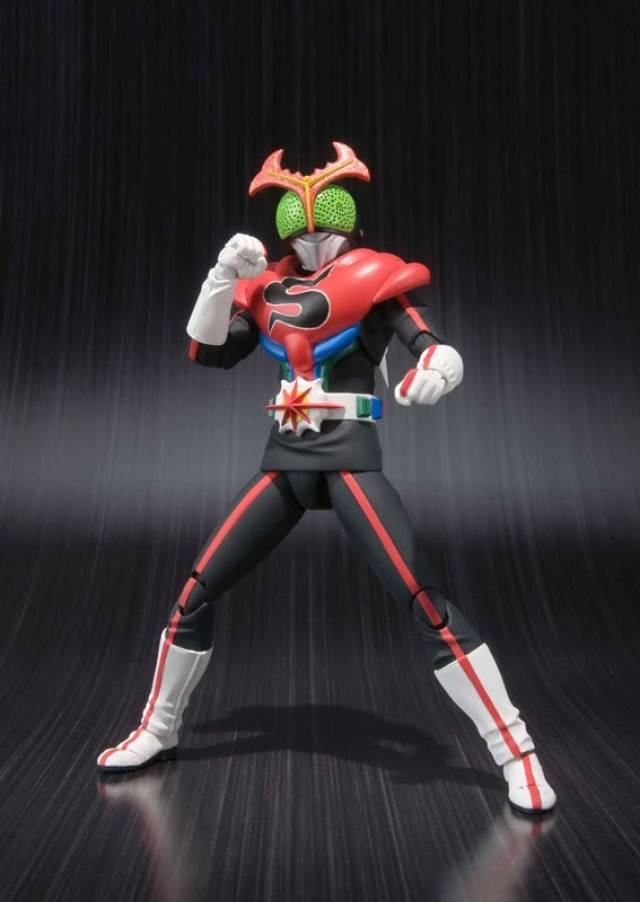 S.H. Figuarts - Masked Rider Stronger - MIB