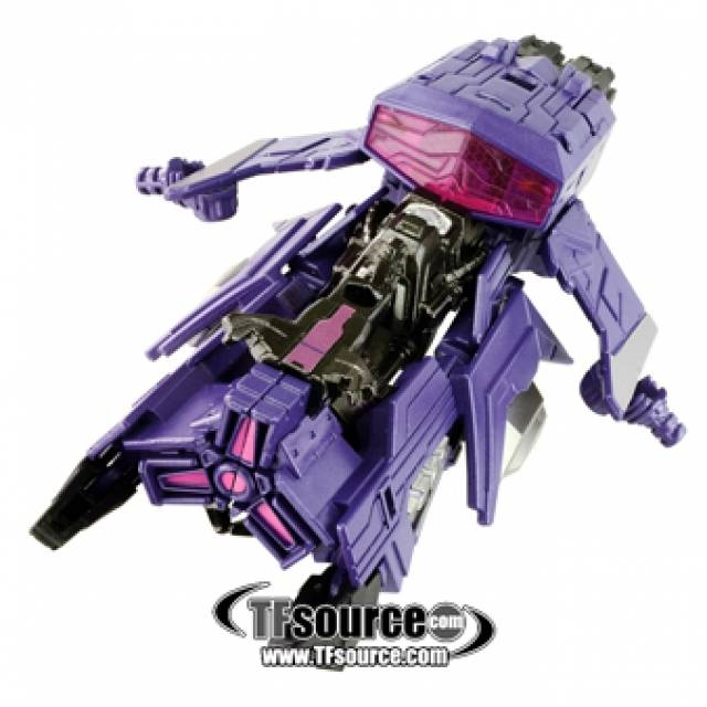Japanese Transformers Prime - AM-29 - Shockwave - MIB
