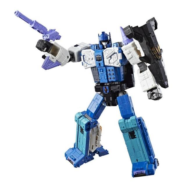 Titans Return - Leader Class - Overlord