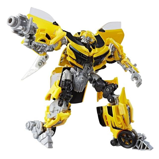 Transformers The Last Knight Premier - Deluxe Bumblebee