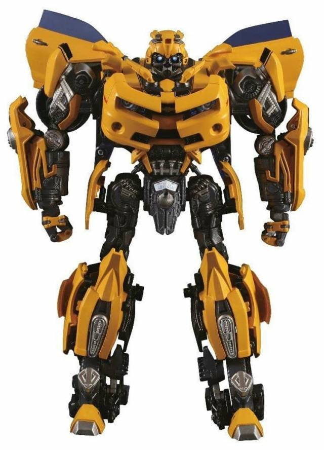 Takara Tomy Masterpiece Movie Series - MPM-3 Bumblebee