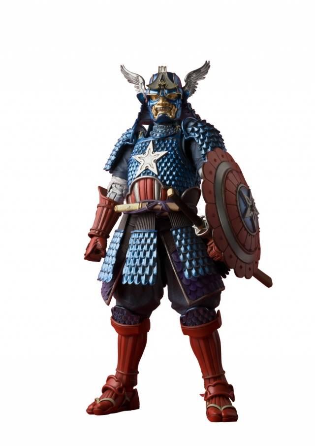 Meisho Movie Realization - Samurai Captain America