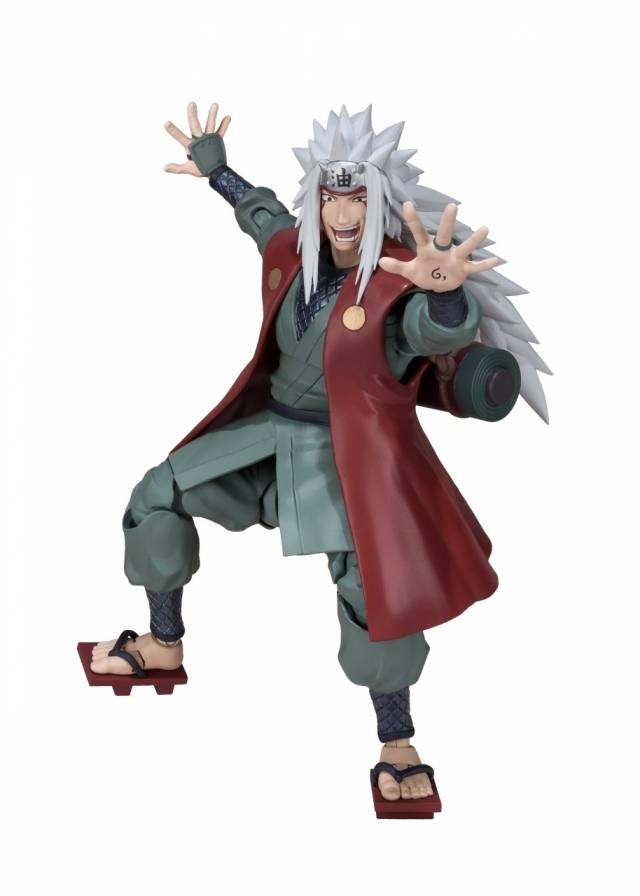 S.H. Figuarts - Naruto - Jiraiya