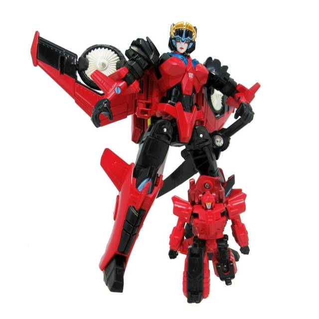 Transformers Legends - LG62 Targetmaster Windblade