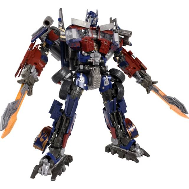 Transformers Movie 10th Anniversary  MB-17 Optimus Prime (Revenge Version)