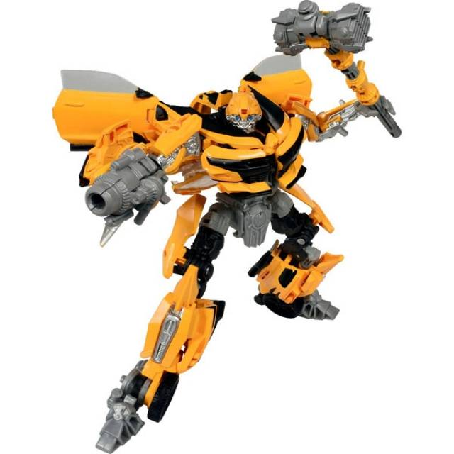 Transformers Movie 10th Anniversary MB-18 War Hammer Bumblebee