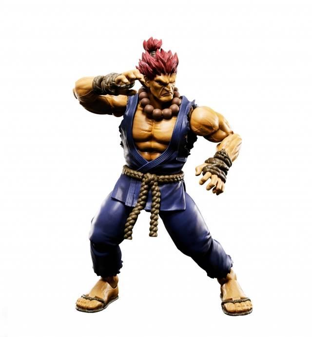 S.H. Figuarts - Street Fighter V - Akuma