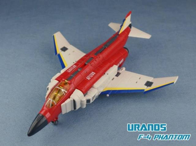 TFC Toys - Project Uranos - F4 Phantom - Loose Complete