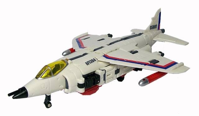 TFC Toys - Project Uranos - AV-88 Harrier II - Loose Complete