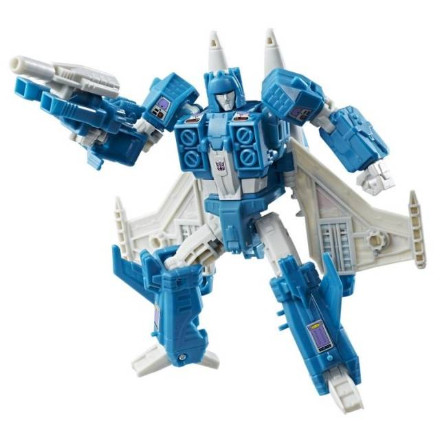 Transformers Titans Return - Deluxe Wave 6 - Slugslinger