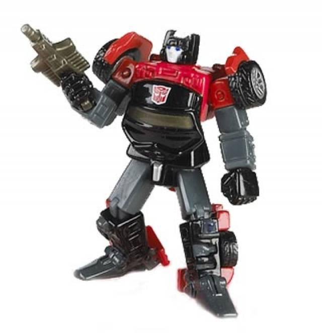 Titanium - Alternators Sideswipe - MOSC