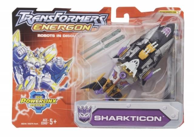 Energon - Powerlink Battles - Sharkticon - MOSC