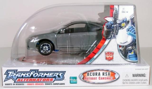 Alternators - Camshaft - Acura RSX - MISB