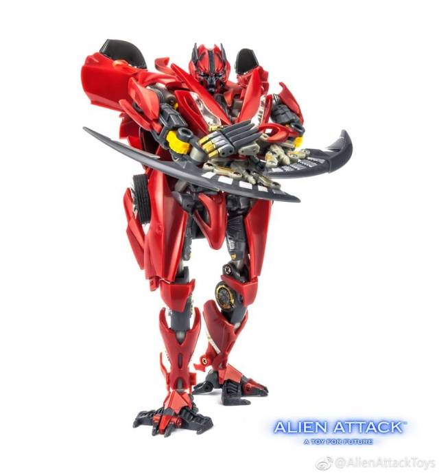 Alien Attack - STF-01- Firage