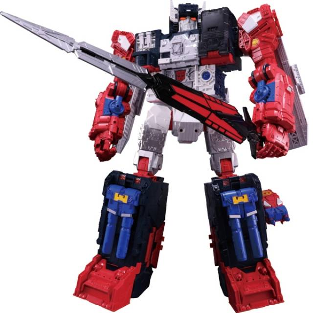 Transformers Legends Series - LG-EX Grand Maximus