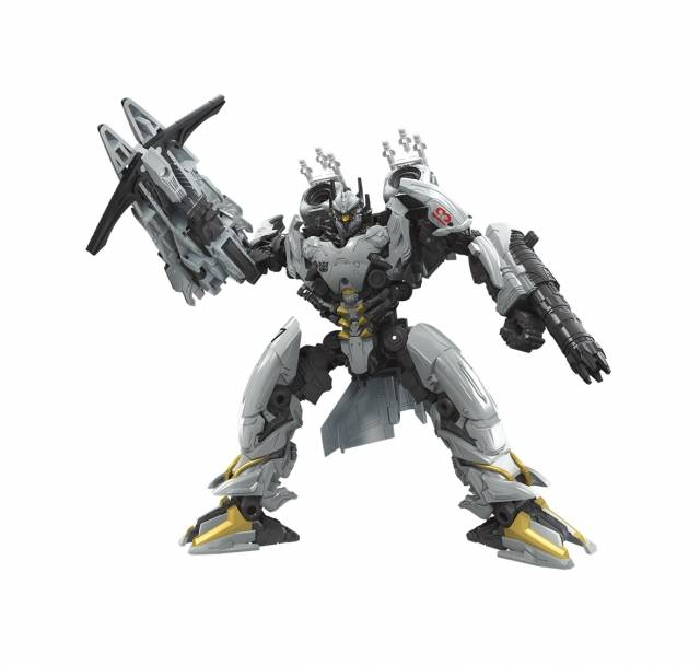 Transformers The Last Knight - Voyager Nitro - Loose 100% Complete