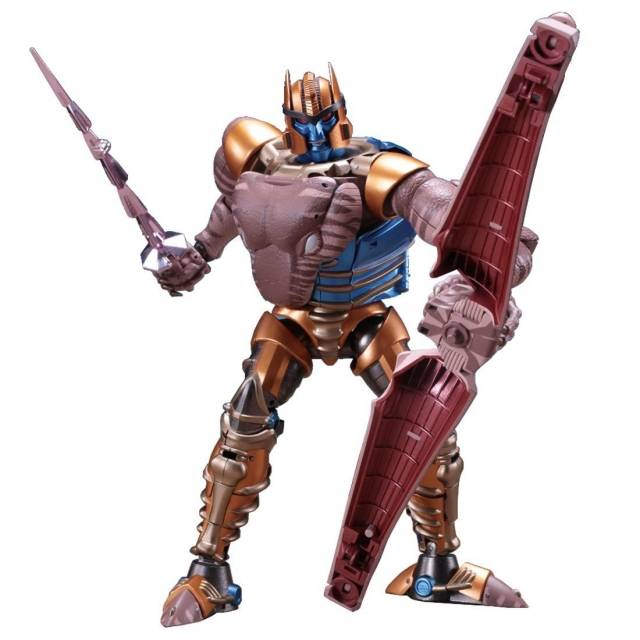 Transformers Masterpiece - MP-41 Dinobot - Beast Wars