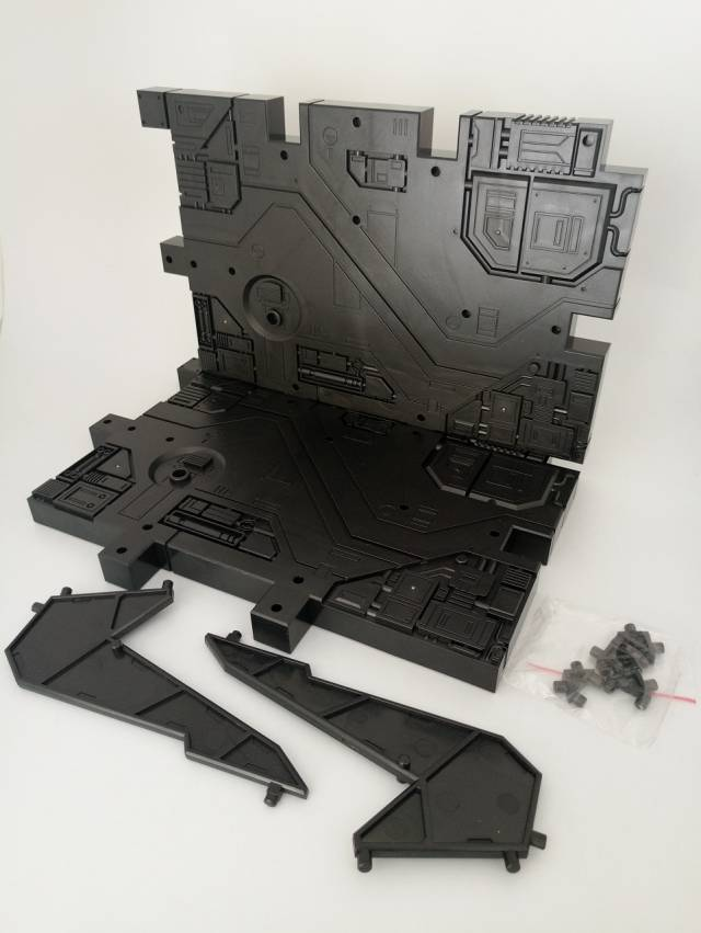 Zeta EX Display Base Black Version | Zeta Toys